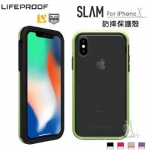 【A Shop傑創】LifeProof SLAM for iPhone X 雙色防摔殼